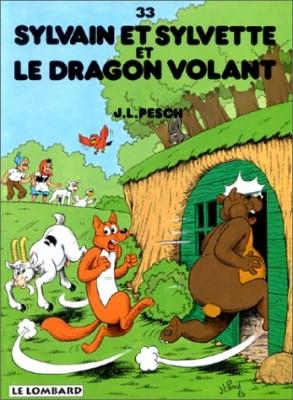 """Afficher """"Sylvain et Sylvette n° 33 Le dragon volant"""""""