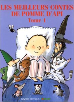 """Afficher """"(Les )meilleurs contes de 'Pomme d'Api'. n° 1 Les meilleurs contes de """"Pomme d'Api"""""""""""