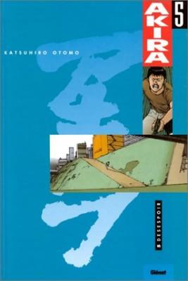 Couverture de Akira n° 5 : Désespoir