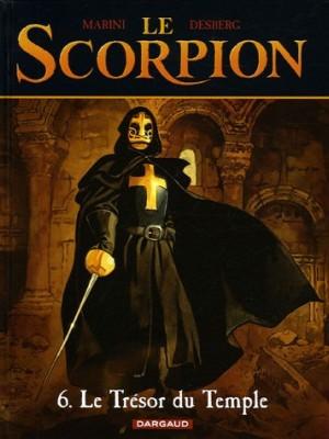 """Afficher """"Le Scorpion n° 6Le trésor du temple"""""""