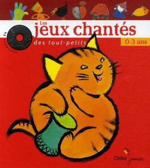 """Afficher """"jeux chantés des tout-petits (Les)"""""""