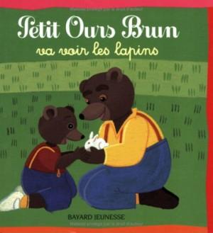 """Afficher """"Petit Ours brun Petit Ours brun va voir les lapins"""""""