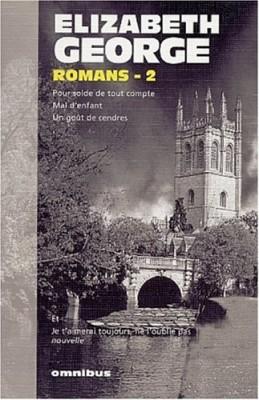 """Afficher """"Romans / Elizabeth George n° 2 Pour solde de tout compte"""""""