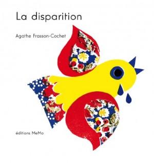 vignette de 'La disparition (Agathe Frasson-Cochet)'