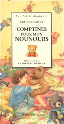 """Afficher """"Comptines pour mon nounours"""""""