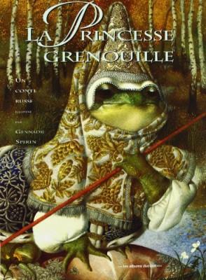 """Afficher """"La princesse grenouille"""""""