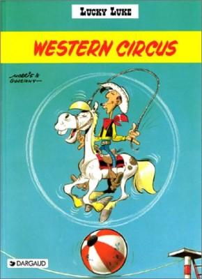 "Afficher ""Lucky Luke n° 5 Western circus"""