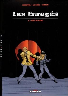 """Afficher """"Les enragés n° 4LOVE IN RENO"""""""