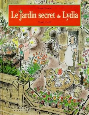 """Afficher """"Le jardin secret de Lydia"""""""