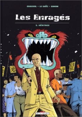 """Afficher """"Les enragés n° 5HERITAGE"""""""