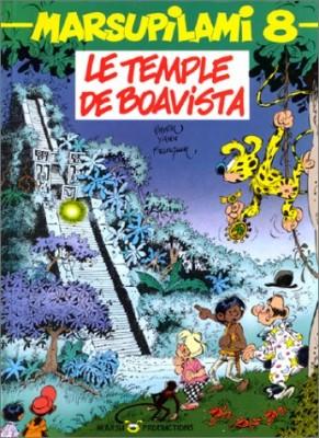 "Afficher ""Marsupilami n° 8 Le temple de Boavista"""