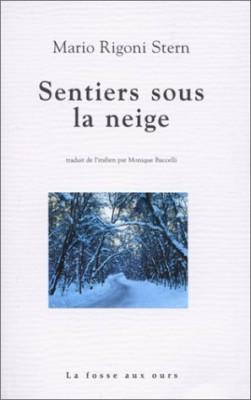 """Afficher """"Sentiers sous la neige"""""""