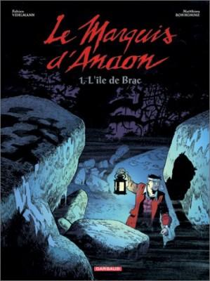"""Afficher """"Le marquis d'Anaon n° 1 L'île de Brac"""""""