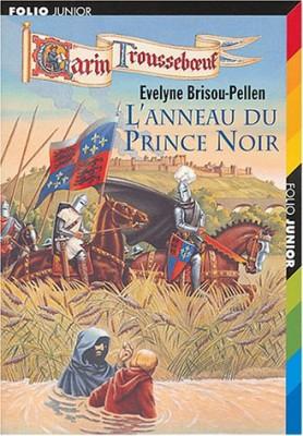 "Afficher ""Garin Trousseboeuf n° 9 L'anneau du Prince noir"""