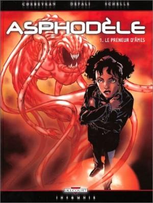 """Afficher """"Asphodèle n° 1 Le preneur d'âmes"""""""