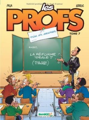 """Afficher """"Les Profs n° 7 Mise en examen"""""""