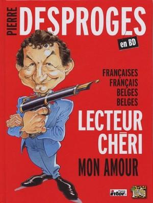 "Afficher ""Pierre Desproges en BD"""
