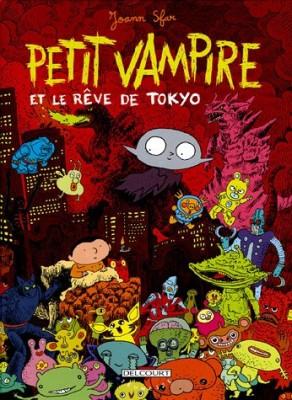 """Afficher """"Petit Vampire et le rêve de Tokyo - 7"""""""