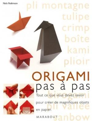 """Afficher """"Origami pas à pas"""""""