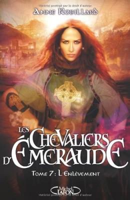 """Afficher """"Les Chevaliers d'Émeraude n° 7 L'Enlèvement"""""""