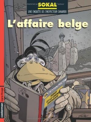 """Afficher """"Une Enquête de l'inspecteur Canardo n° 15 L'affaire belge"""""""