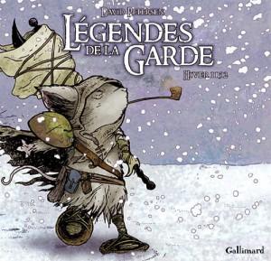 vignette de 'Légendes de la Garde n° 2<br /> Hiver 1152 (David Petersen)'
