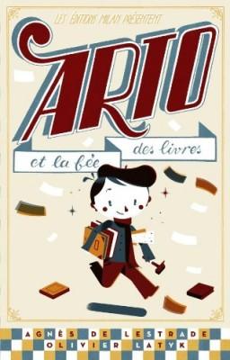 """Afficher """"Arto et la fée des livres"""""""