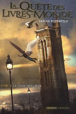 """Afficher """"Quête des Livres-Monde (La) n° 2 Livre des lieux (Le)"""""""
