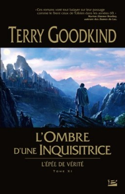 """Afficher """"L'Épée de vérité n° 11 L'Ombre d'une inquisitrice"""""""