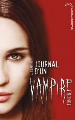 "Afficher ""Journal d'un vampire n° 6"""