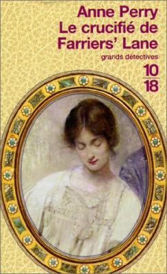 """Afficher """"Grands détectives<br /> Le crucifié de Farriers' Lane"""""""