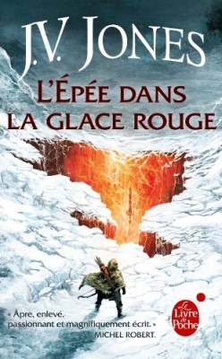 """Afficher """"L'Epée des Ombres n° 3 L'épée dans la glace rouge"""""""