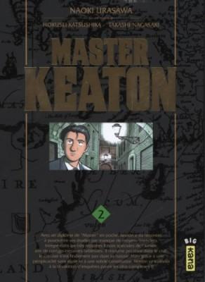 "Afficher ""Master Keaton n° 2"""