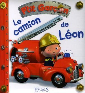 """Afficher """"Le camion de Léon"""""""