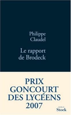 """Afficher """"Rapport de Brodeck (Le)"""""""