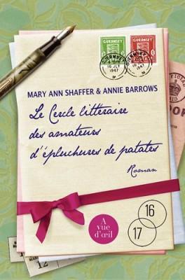 vignette de 'Le cercle littéraire des amateurs d'épluchures de patates (Shaffer, Mary Ann)'