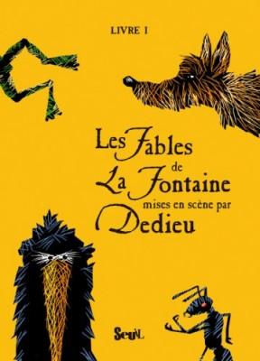 """Afficher """"fables de La Fontaine (Les )"""""""