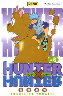 "Afficher ""Hunter x Hunter n° 6"""