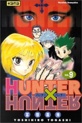 "Afficher ""Hunter x Hunter. n° 9Hunter x Hunter"""