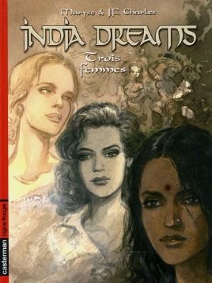 """Afficher """"India Dreams n° 5 Trois femmes"""""""