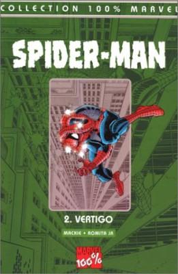 "Afficher ""Spider-man, 100% Marvel n° v2 Vertigo"""