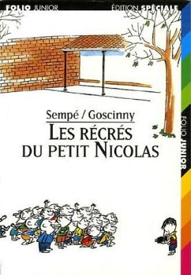 """Afficher """"Le Petit Nicolas Les récrés du petit Nicolas"""""""
