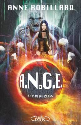 """Afficher """"A.N.G.E. n° 3 Perfidia"""""""