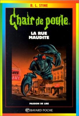 "Afficher ""La rue maudite"""