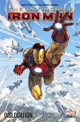 "Afficher ""Iron Man n° 2The invincible Iron Man n° 2Dislocation"""