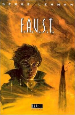 """Afficher """"F.A.U.S.T. n° 1 FAUST"""""""