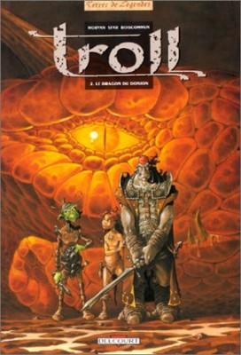 "Afficher ""Troll n° 2 Le dragon du donjon"""