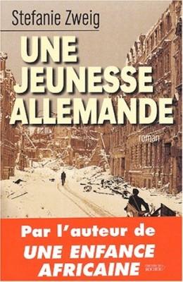 """Afficher """"Roman autobiographique n° 2 Une Jeunesse allemande"""""""