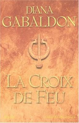Couverture de Le Cercle de pierre n° 5 : roman : La croix de feu