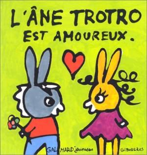 """Afficher """"L'âne Trotro n° 7 L'âne Trotro est amoureux"""""""